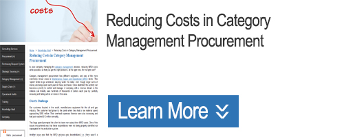 Click for Reducing Cost in Category Management