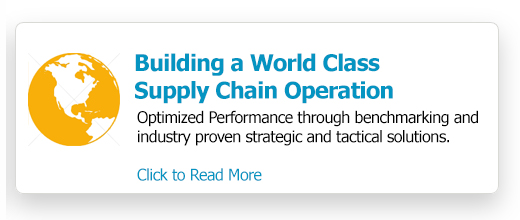 Click for Building a World Class Supply Chain Operation